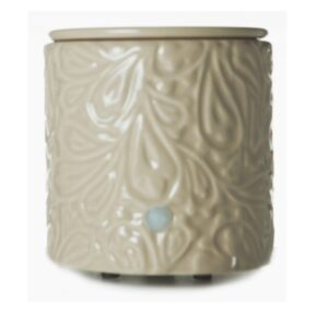 Mainstays Electric Wax Warmer, Cream